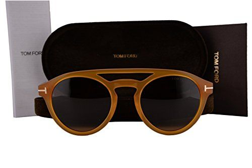 79dd234073 Tom Ford FT0537 Clint Sunglasses Brown Crystal wBrown Lens 41E TF537      You can get more details by clicking on the image.