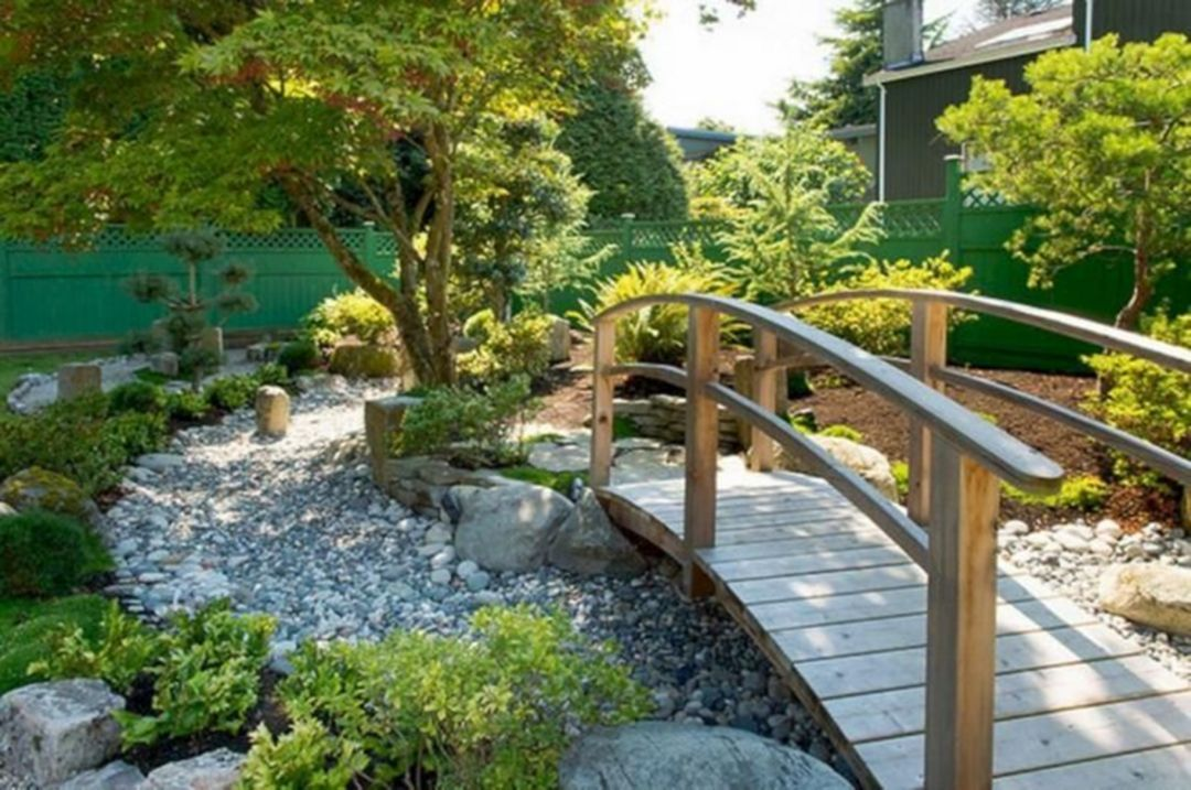 30 Gorgeous Japanese Garden Design Ideas For Your Home Yard #japanesegardendesign