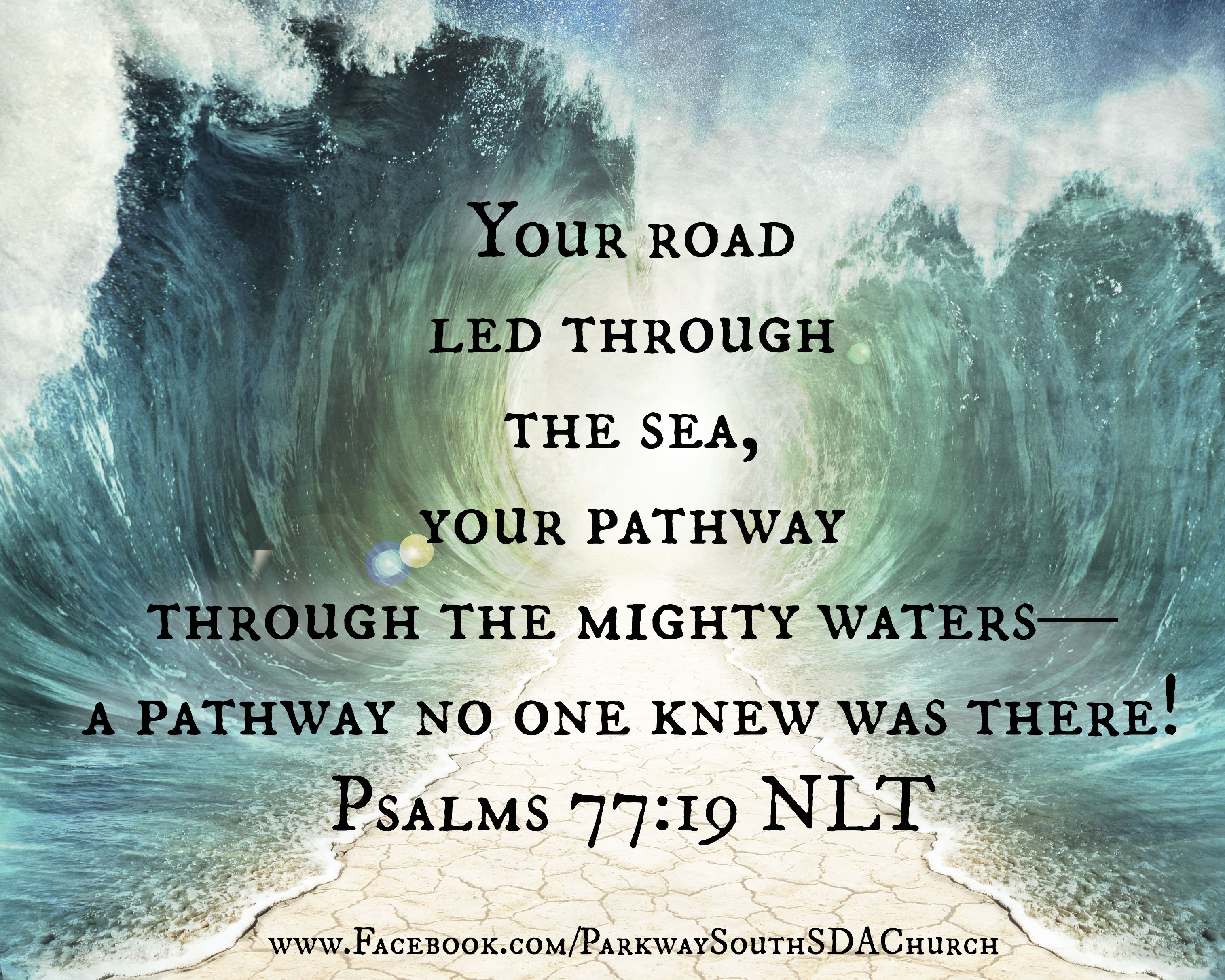 Image result for psalm 77