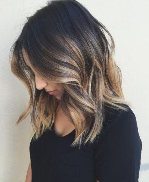 ombré hair / balayage : les meilleurs modèles pour la nouvelle saison