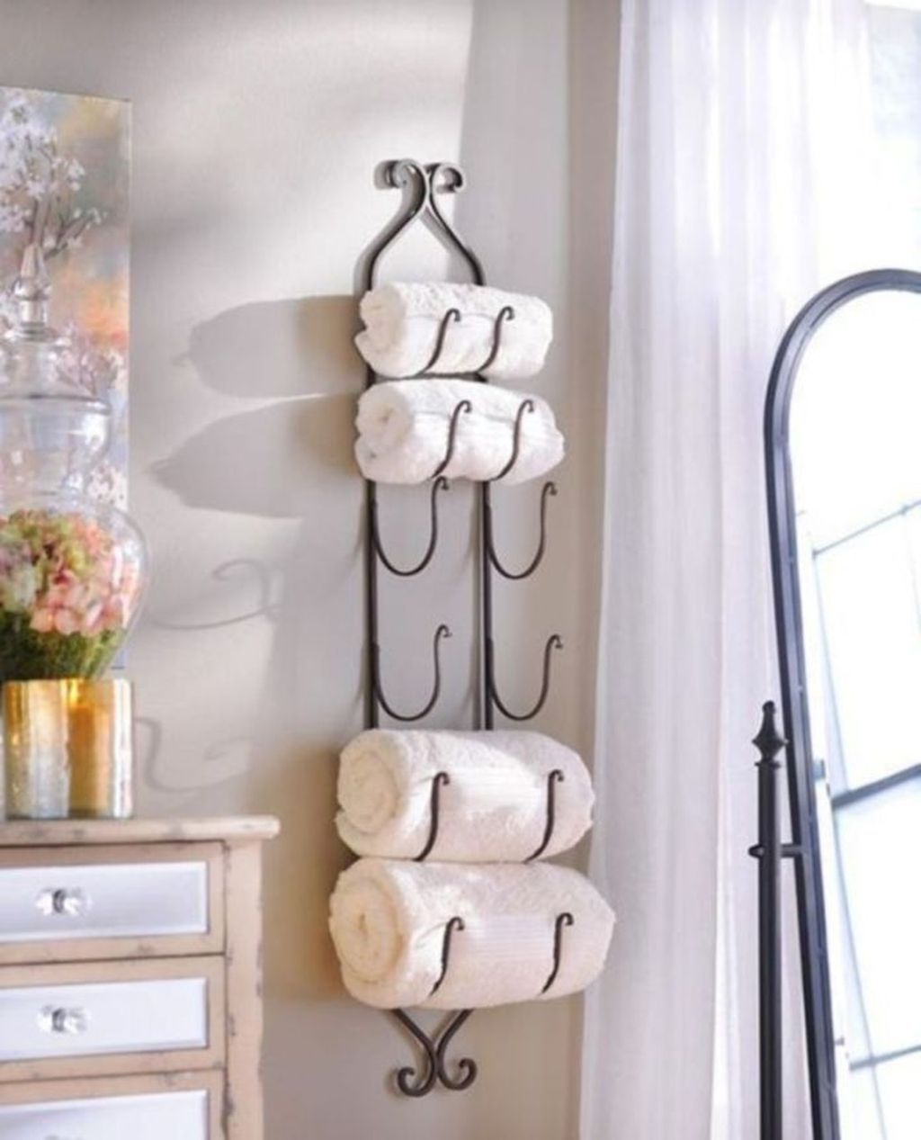 20 Affordable Towel Ideas For Best Bathroom Inspiration Tiny