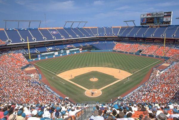 (old) miami stadium (joe robbie) | mlb stadiums, baseball