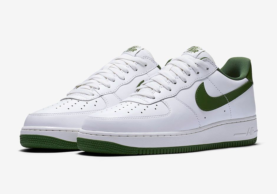 The Nike Air Force 1 Low Og Will Also Come In A White And Green