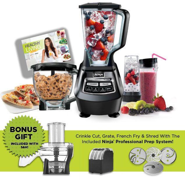 Exclusive Offer Ninja® Mega Kitchen System® - BL770 ...