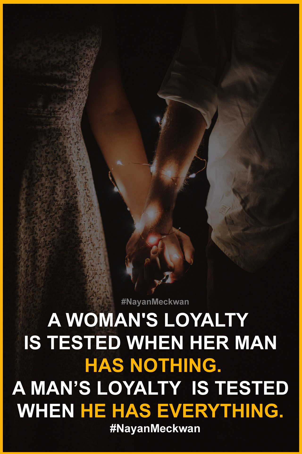 Men S Women S Loyalty Image Quote And Sayings Image Quotes Best English Quotes Positive Quotes