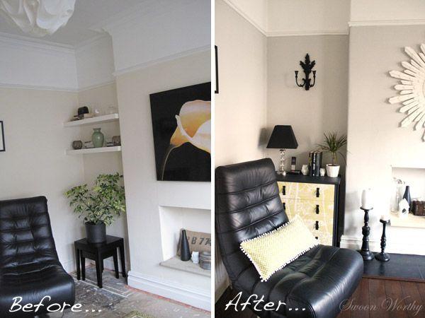 real rooms  getting it swoonworthy u2026 the living room is