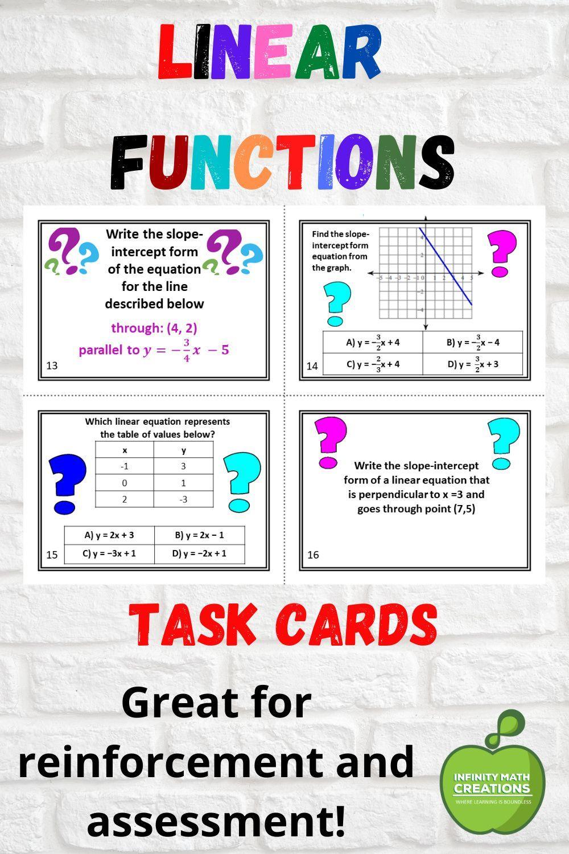 medium resolution of Pin on Math Task Cards