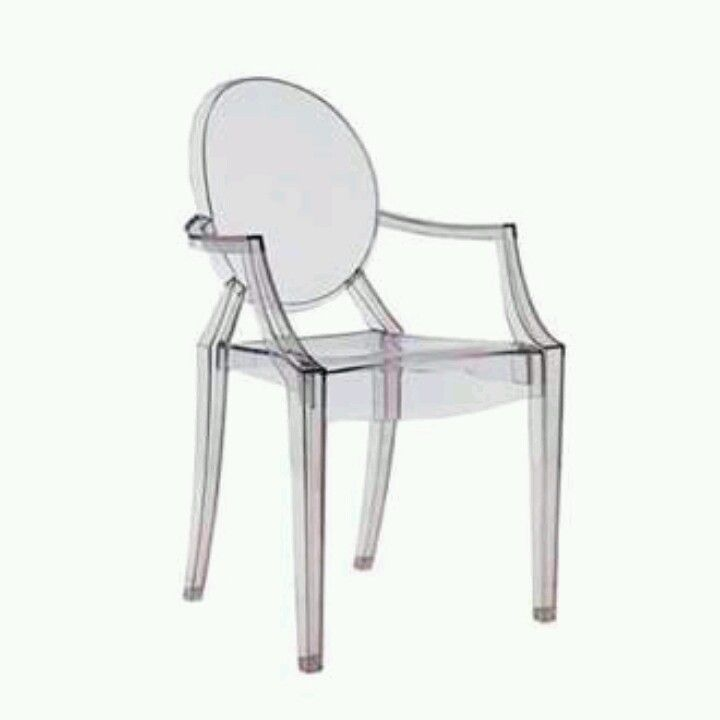 Ghost Chair Phillipe Stark Kartell Fauteuil Louis Ghost Fauteuil Design Fauteuil Transparent