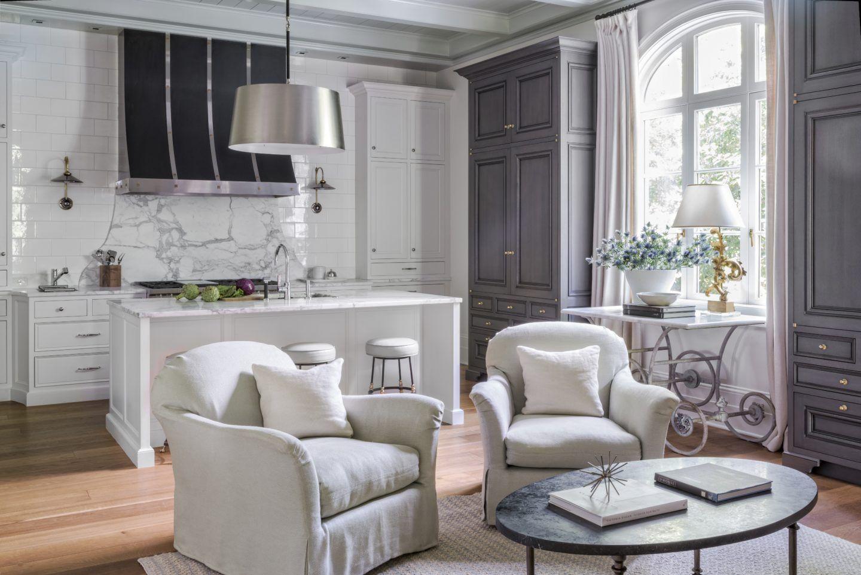 Interior Designer Suzanne Kasler Sophisticated Simplicity