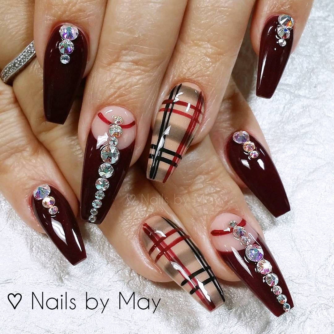 718 Likes, 12 Comments - Nails by May (@nailsby_may) on Instagram ...