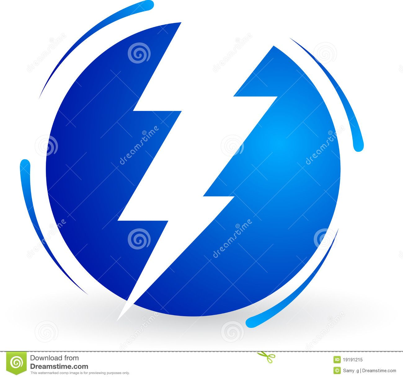 Electric Power Logo Stock Photos – 638 Electric Power Logo ...