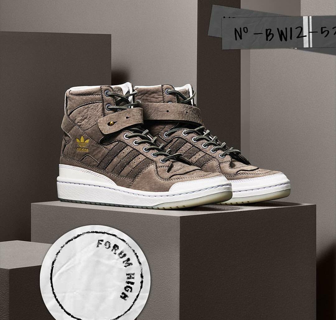 Adidas Forum High Zapatillas sneakers, Zapatillas