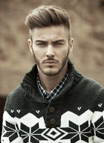 The Style Book !!: Pompadour Hairstyle For Men - People. Bearded ...