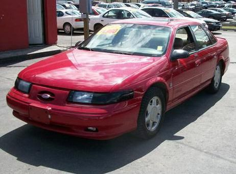 Used 1995 Ford Taurus Sho Sedan In Washington Ford Taurus Sho Cheap Cars For Sale Ford