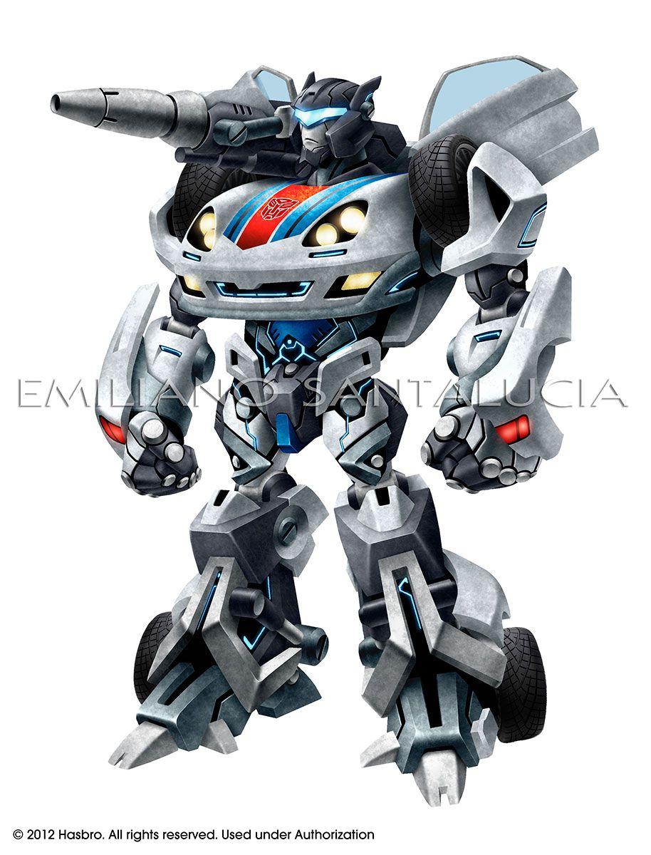 Transformers Concept Art Book