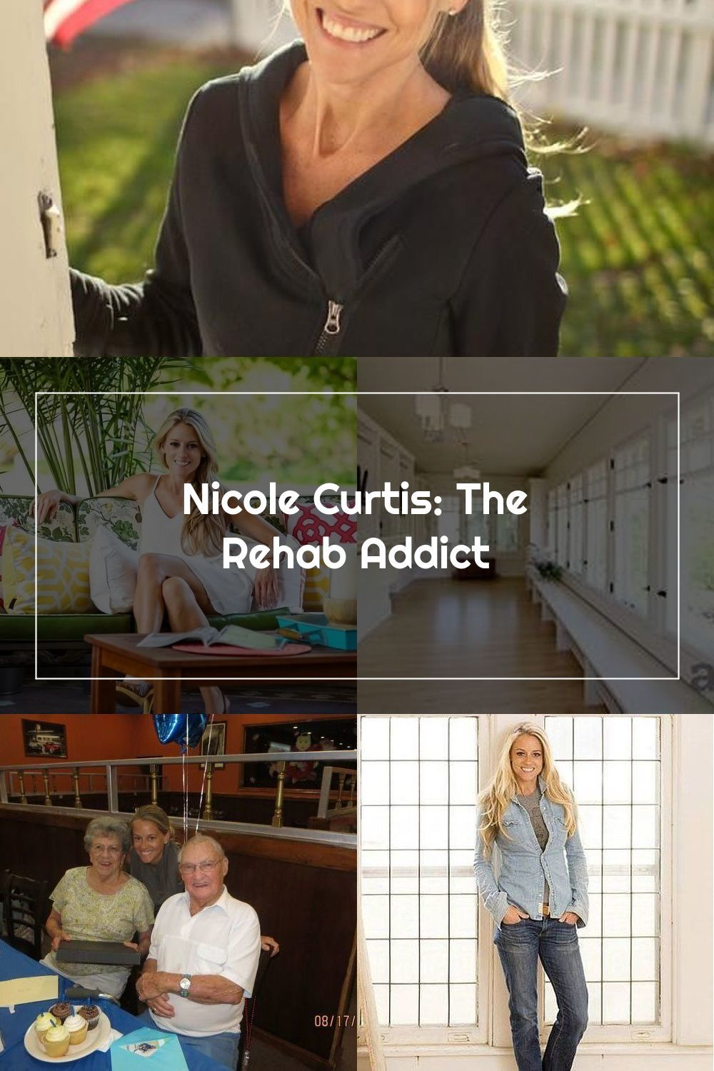 Nicole Curtis The Rehab Addict Tv Shows DIY Network