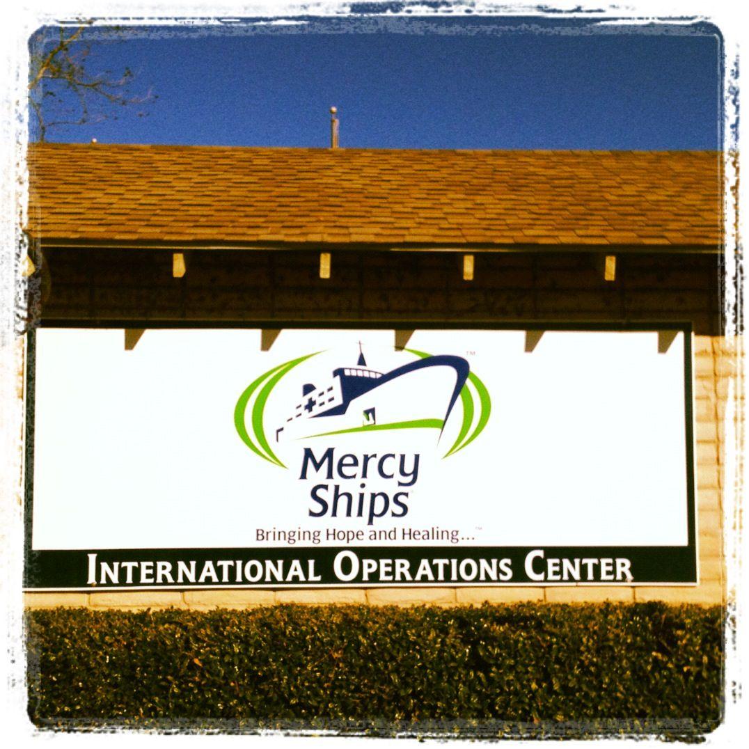 The Organization Has Its International Operations Center