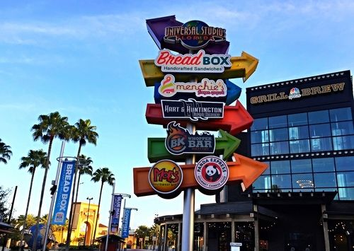 Everything You Can Do In Universal Citywalk Orlando