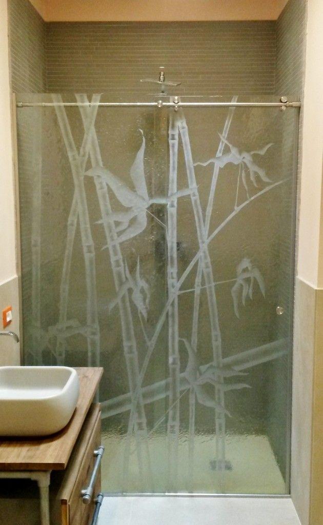 Box doccia in vetro temperato su misura VetroeXpert