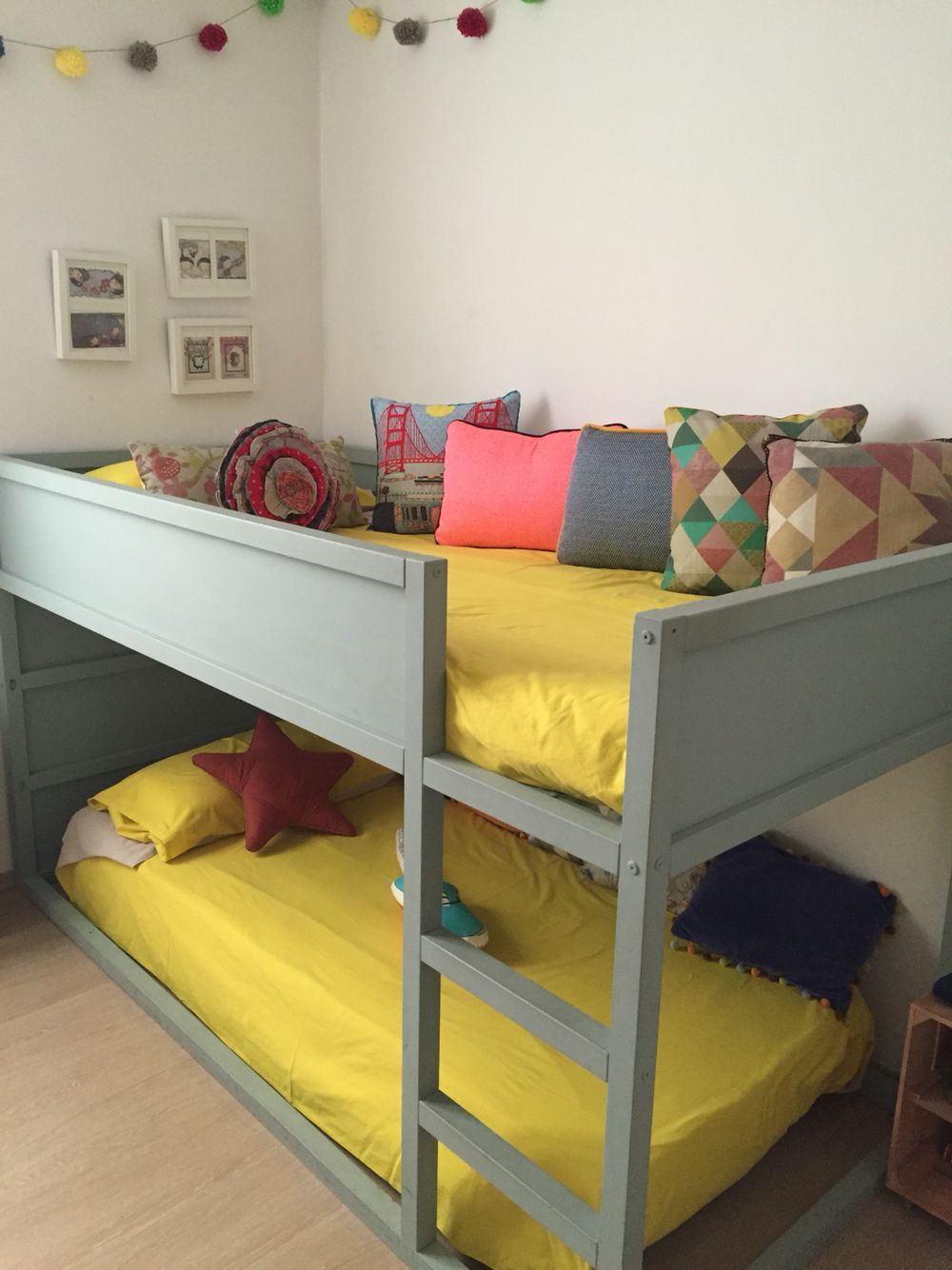 Ikea Hack Kura Bed With Images