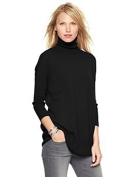 Boxy turtleneck sweater | Personal Style | Pinterest | Online ...