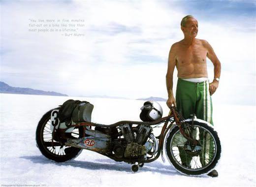 Film Watch World S Fastest Indian Burt Munro Indian Motorcycle
