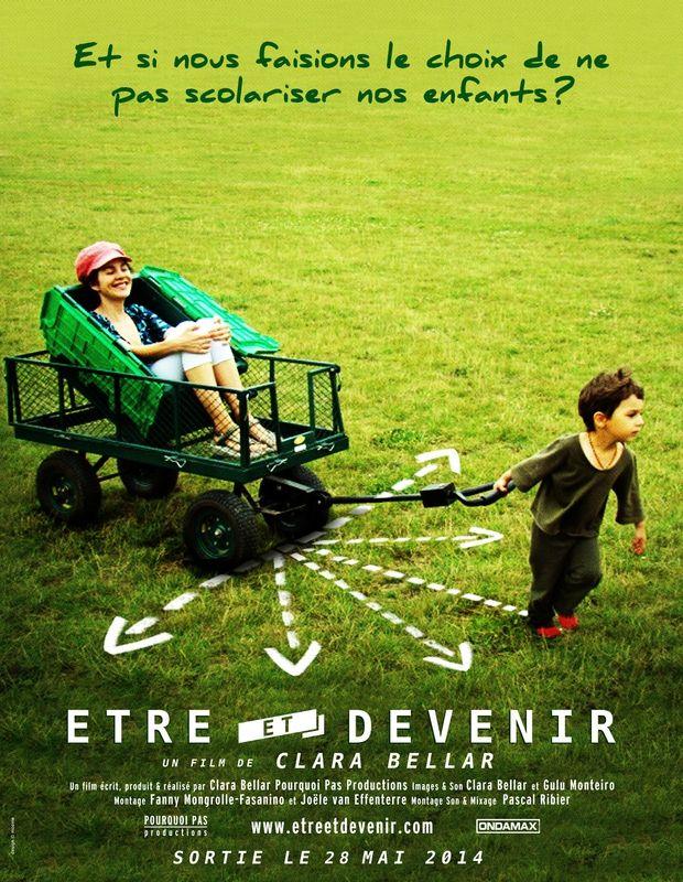 Le film Être et devenir (je ne connais pas... mais à voir!)