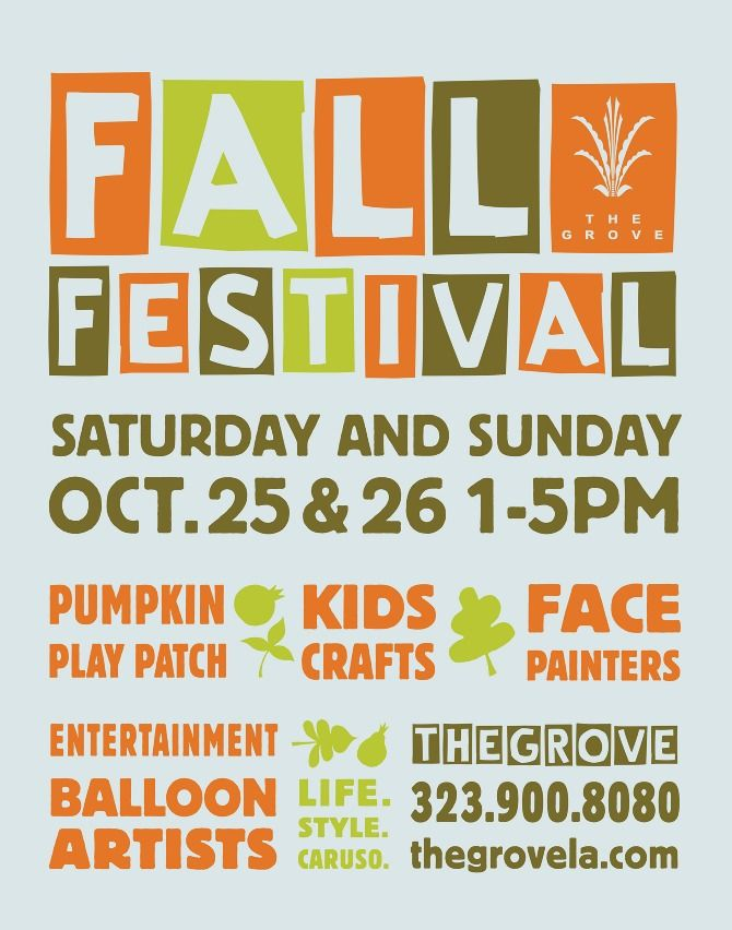 fall festival flyer templates free yourweek b61d25eca25e