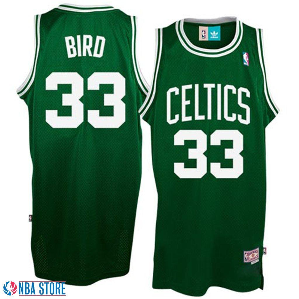 d623996093d ... NBA Boston Celtics 33 Larry Bird New Revolution 30 Swingman Youth Jersey  White Buy Larry Bird Boston Celtics Green Hardwood Classics Throwback  Swingman ...