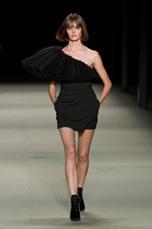 Fashion Week Spring 2014 Paris - Les éLUXcubrations de Laëti