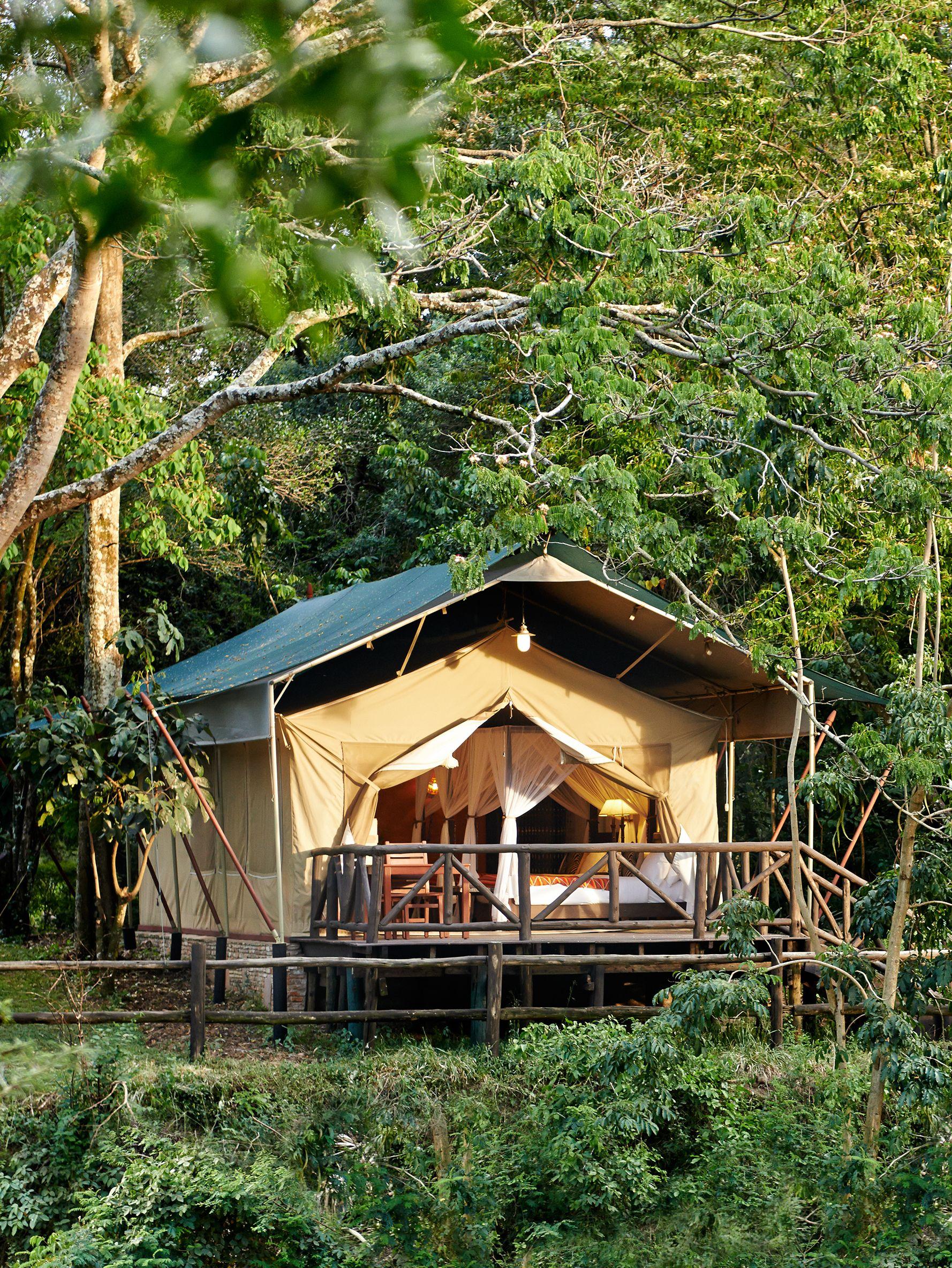 Yurt In Kenya Safari Travel Guide With Images Kenya Safari