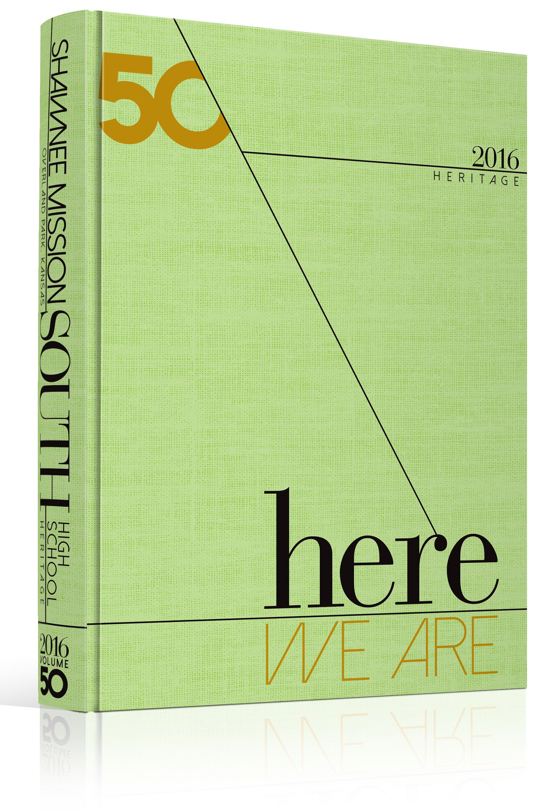 Yearbook Cover Template : Yearbook cover shawnee mission south high schoo quot here
