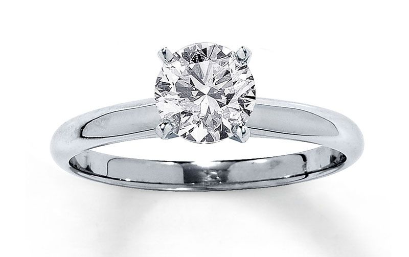 Solitaire Rings In India Buy Online Solitaire Diamond Ring In India We Provi Jewelry Rings Engagement Best Engagement Rings Diamond Solitaire Engagement Ring