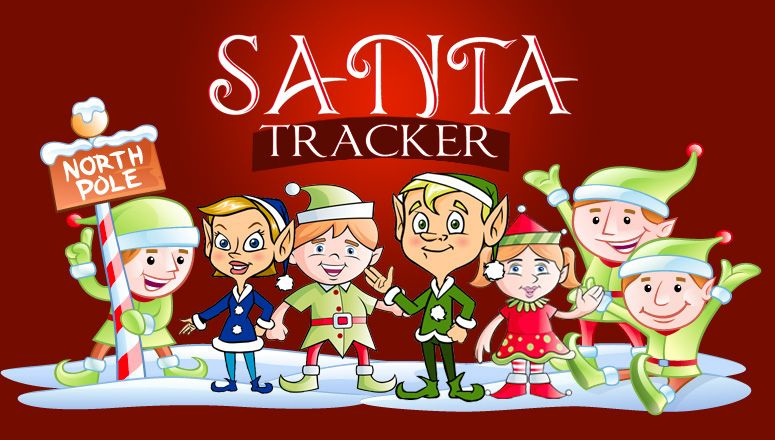Christmas 2021 Santa Tracker Santa Tracker Santa Tracker Winter Christmas Santa