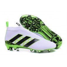 ángulo Minimizar título  adidas Ace 16 Purecontrol FG AG Men soccer Shoes - White Green Black |  Chuteiras adidas, Outlet adidas, Chuteiras