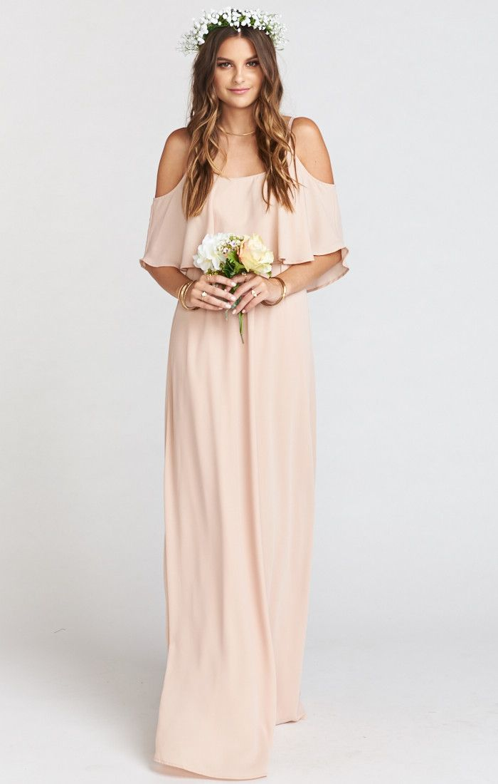 Bohemian Style Bridesmaid Dresses Our Best Tips For Where To Find Boho And How Them Ping Sources Noted With Links In