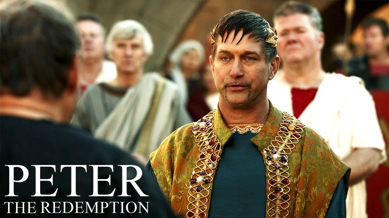 The Apostle Peter Redemption Drama Movie English Full