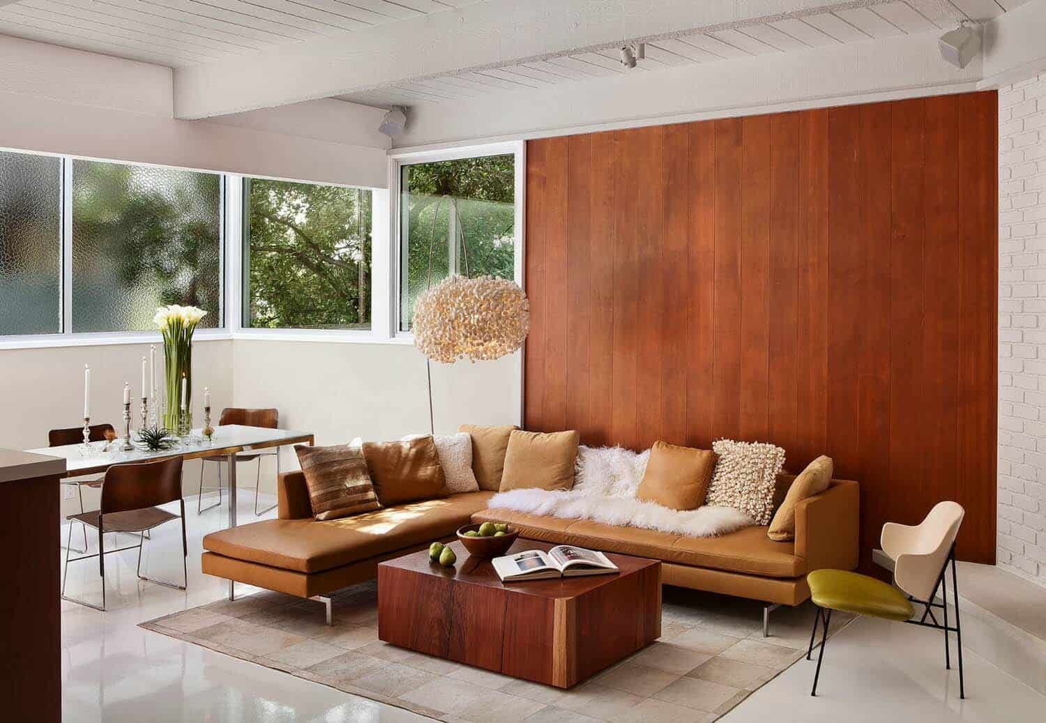 9 Absolutely gorgeous mid-century modern living room ideas  Mid