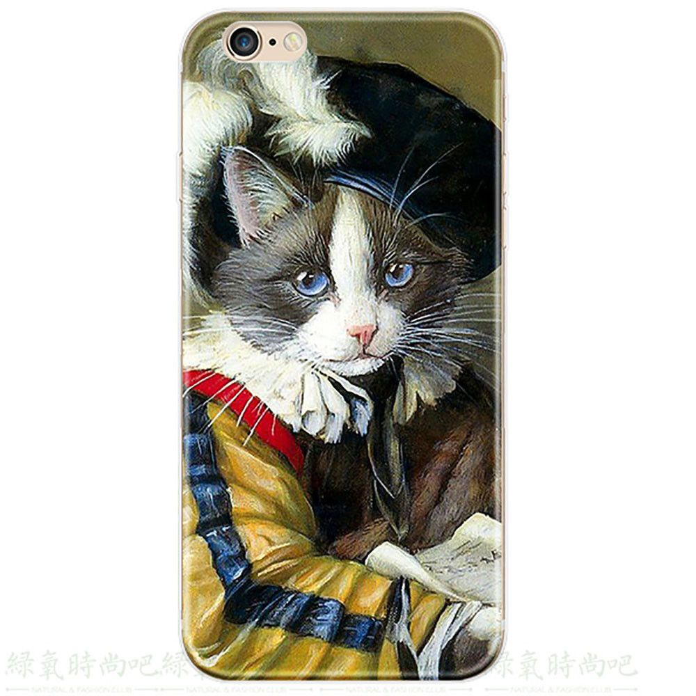 The Royal Cat Kitten Lovely Cute Funny Phone Case For Iphone 5 5s 6 6s 7 Plus Unbrandedgeneric Animal Phone Cases Funny Phone Cases Cats And Kittens