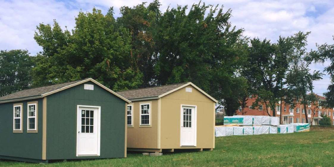 This Tiny House Community Is Being Built So Homeless Veterans Have A Place To Live Tiny House Community Tiny House Building A Tiny House