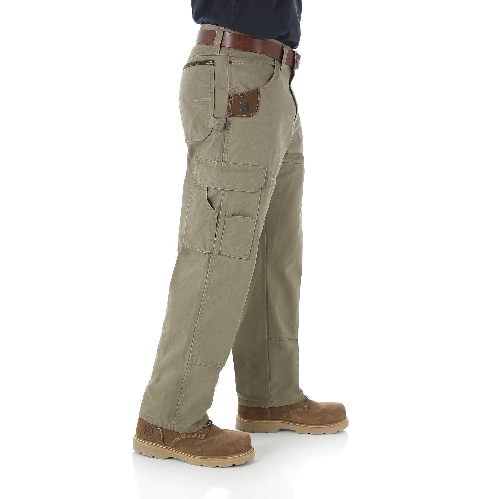 Wrangler Riggs Workwear Ripstop Ranger Pant Cargo Pants Men Mens Work Pants Work Wear