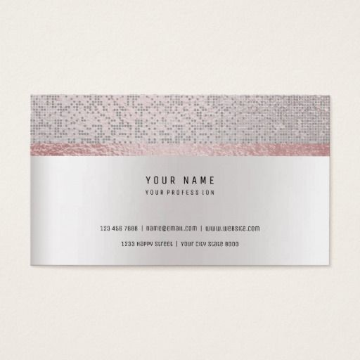 Rose Vip Card