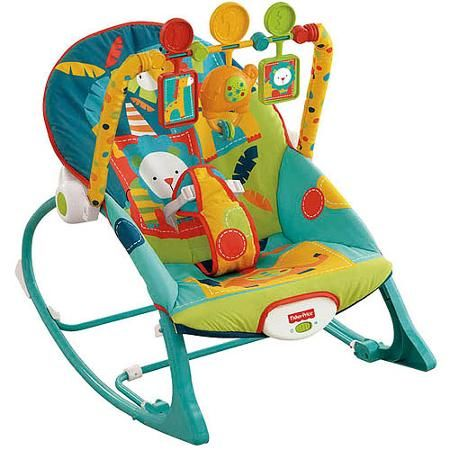 Fisher Price Infant To Toddler Rocker Circus Celebration Walmart Com Baby Rocker Baby Chair Baby Bouncer