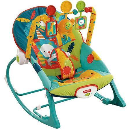 Fisher Price Infant To Toddler Rocker Circus Celebration