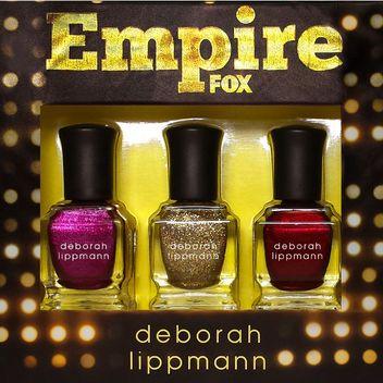 Deborah Lippmann Launches Empire-Inspired Nail Polish Collection: Lipstick.com @glamourchicpeek #popularizercontest