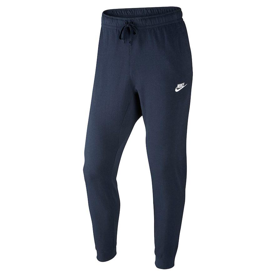Nike Sportswear Club Men's Jersey Joggers in 2019 | Products