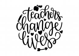Download teacher i'll be there for you svg - Google Search | Vinyl ...