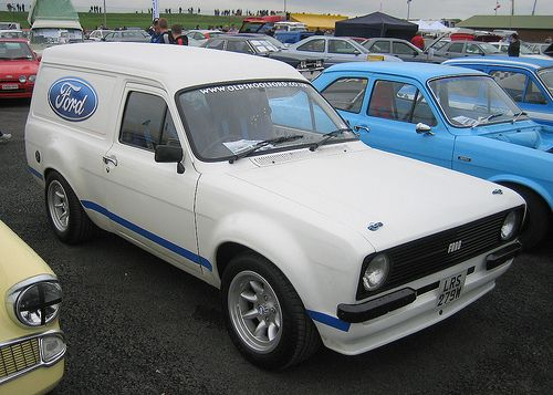 Escort Panel Van Fiatduna Ford Escort Ford Motorsport Ford