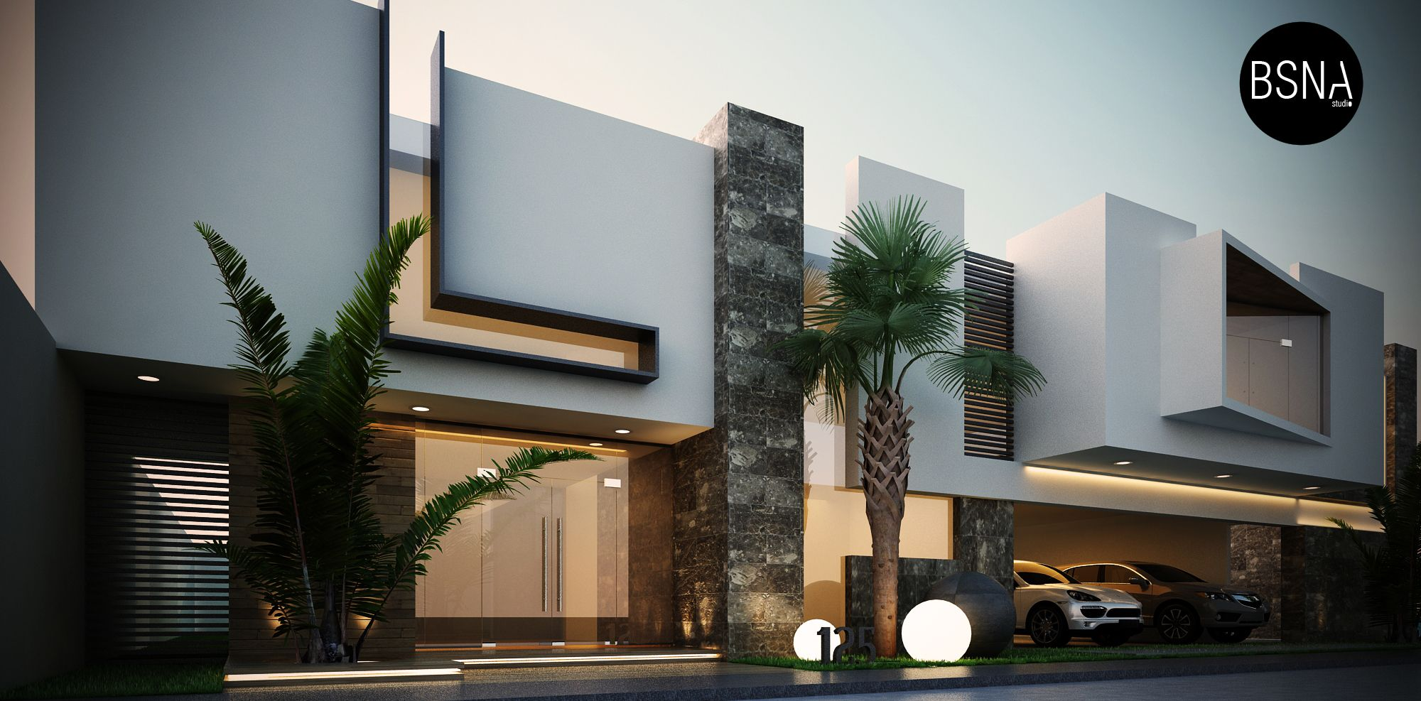 Eusebio House Besana Studio Fachadas de casas modernas