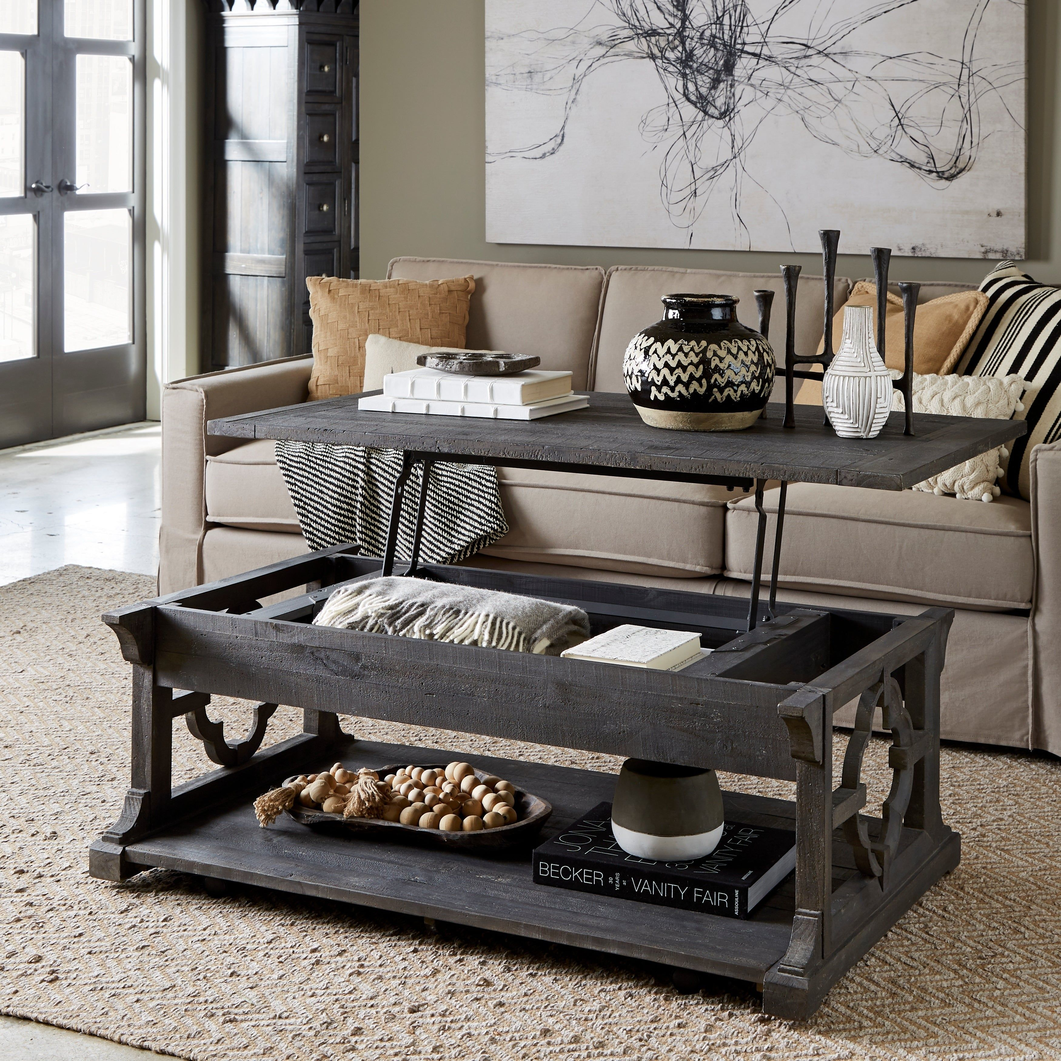 23 Photos Of Lift Top Coffee Table Interior Design References The Table Is Quite Strong You Ve G Coffee Table Coffee Table With Casters Lift Top Coffee Table [ 3500 x 3500 Pixel ]